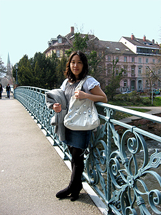 Jae, student from Korea
