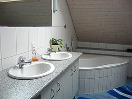 Guests' bathroom