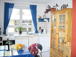 Holiday apartment /kitchen
