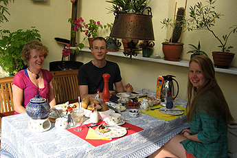 German visitors