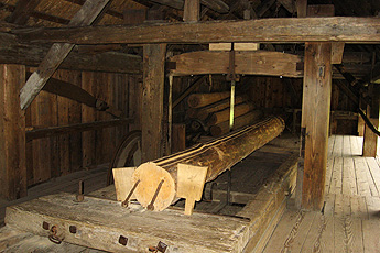 Vogtsbauernhof/ Historical saw mill