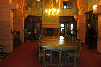 Haut-Koenigsburg /Great hall